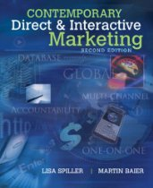 Contemporary Direct & Interactive Marketing book