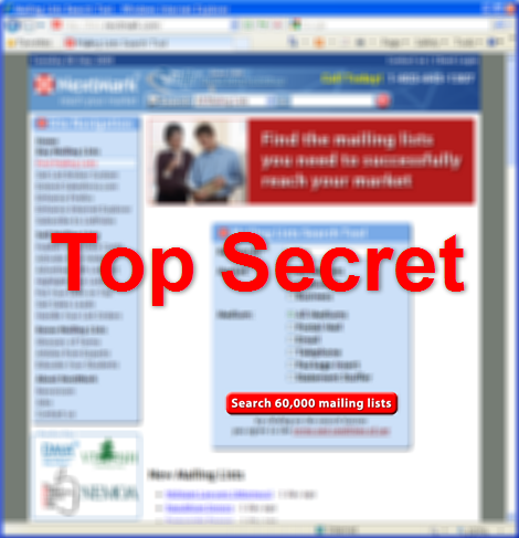 The best kept secret in marketing