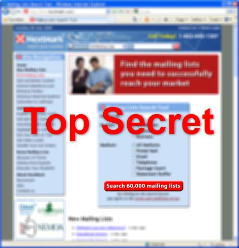 The best kept secret in marketing
